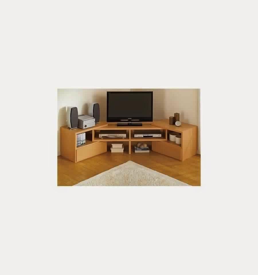 Meuble tv avec angle maison et mobilier d 39 int rieur - Meuble d angle tele ecran plat ...