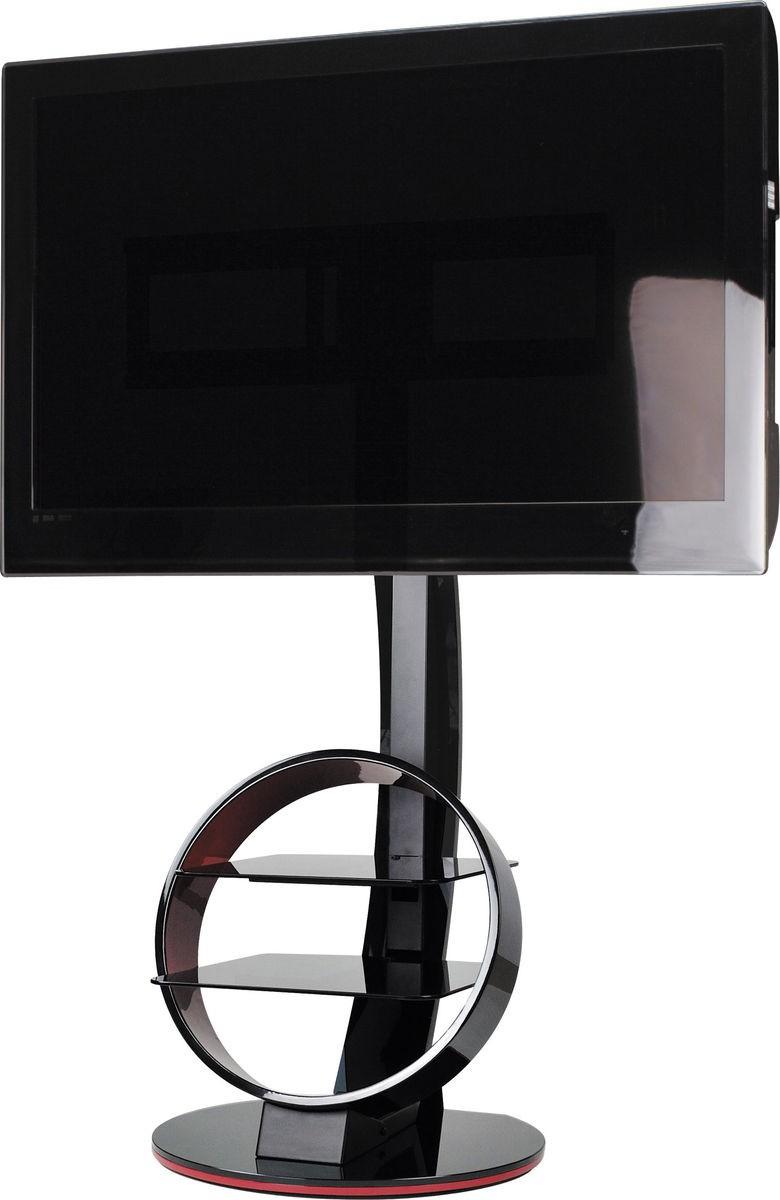 Meuble Tv Ellipse 00381 Maison Et Mobilier D Int Rieur # Meuble Tv Avec Support Pas Cher