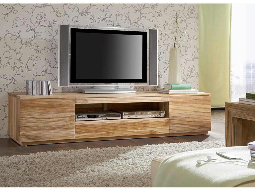meuble tv bois 1024x768 Résultat Supérieur 50 Incroyable Meuble De Tele En Bois Image 2018 Ksh4