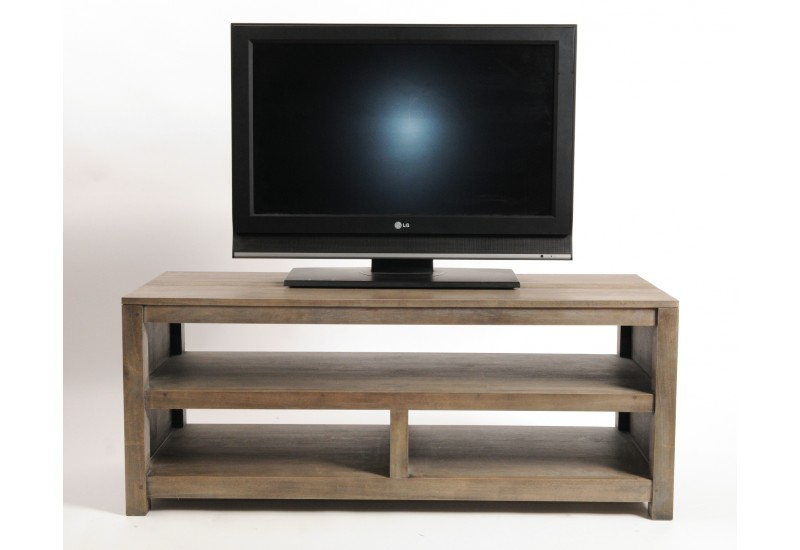 Table tv pas cher maison et mobilier d 39 int rieur for Grand meuble tv design