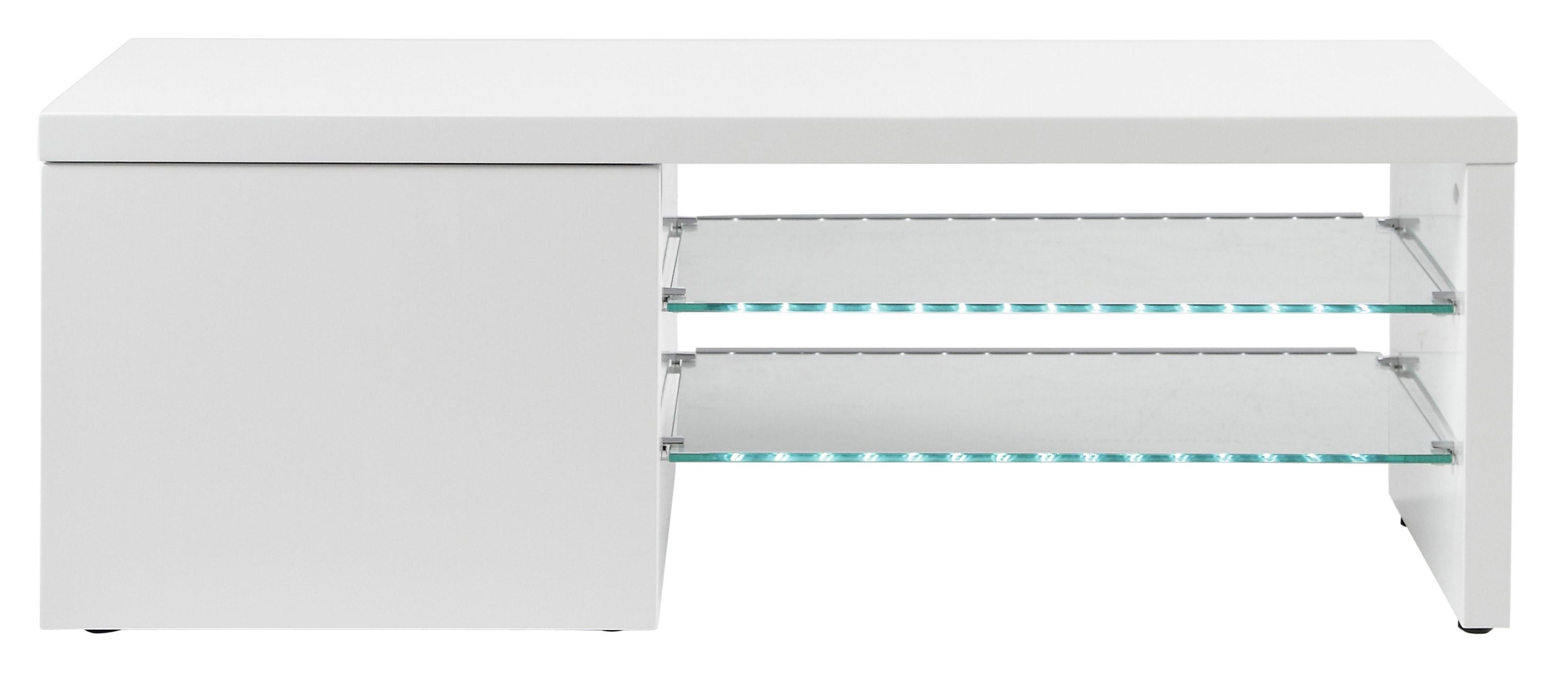 Petit meuble tv laqu blanc maison et mobilier d 39 int rieur - Petit meuble tv design ...
