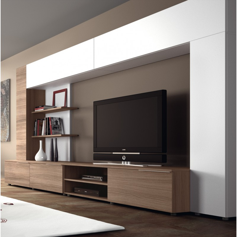 grand meuble tv design maison et mobilier d 39 int rieur. Black Bedroom Furniture Sets. Home Design Ideas