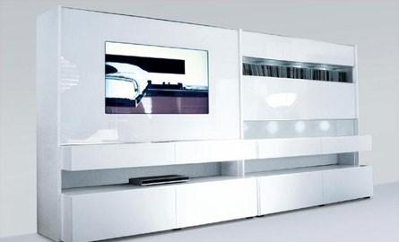 meuble tv qui se ferme maison et mobilier d 39 int rieur. Black Bedroom Furniture Sets. Home Design Ideas