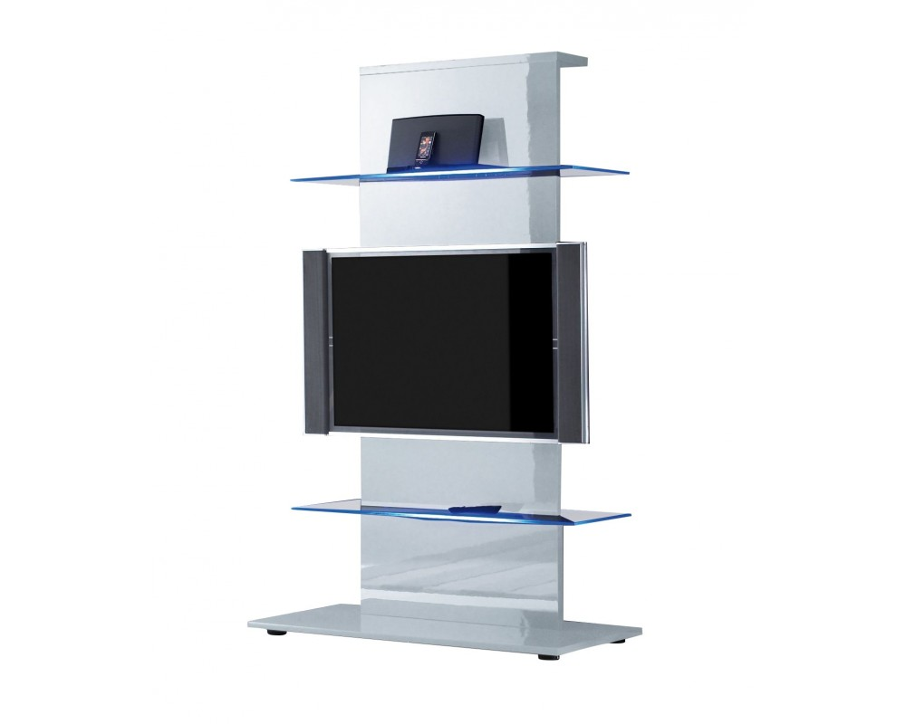Meuble etagere tv design maison et mobilier d 39 int rieur for Meuble etagere tv