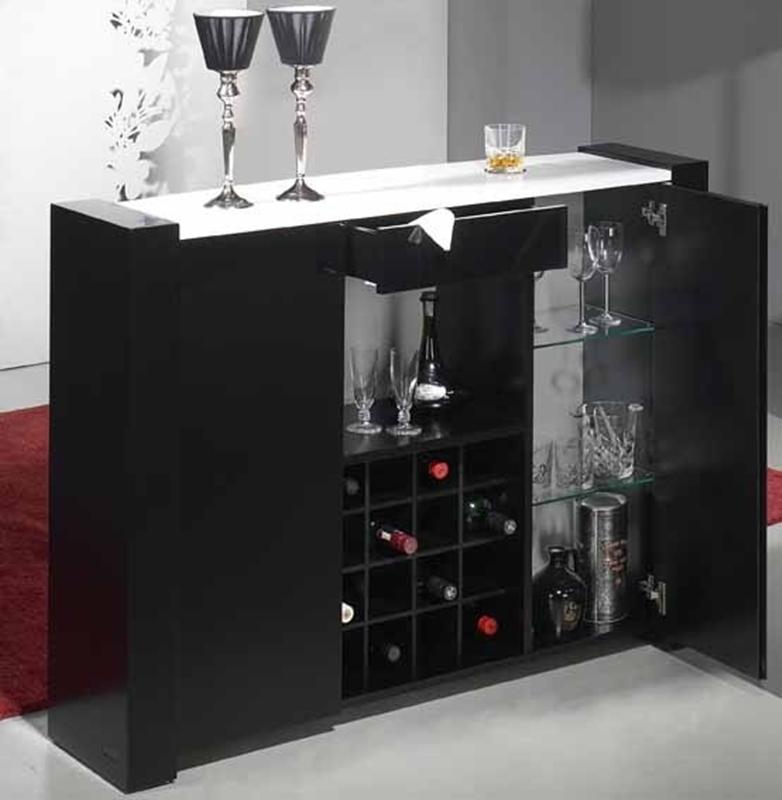 Meuble bar cuisine maison et mobilier d 39 int rieur for Bar interieur maison