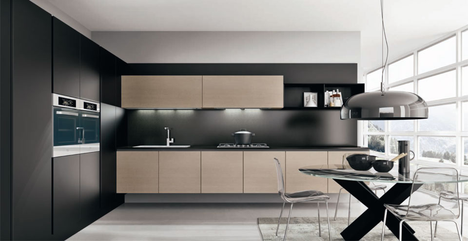 Meuble bas suspendu cuisine maison et mobilier d 39 int rieur for Meuble suspendu cuisine