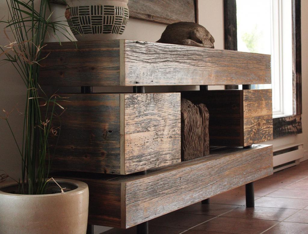 meuble tv louis xiv maison et mobilier dintrieur - Meuble Tv Bois De Grange