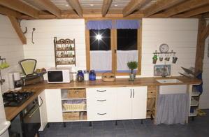Meuble De Cuisine Fait Maison Maison Et Mobilier D Interieur