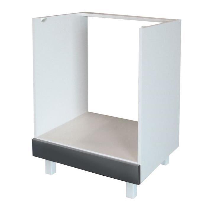 meuble pour four et plaque encastrable pas cher maison et mobilier d 39 int rieur. Black Bedroom Furniture Sets. Home Design Ideas