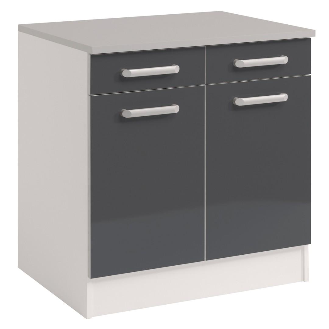 Ensemble de meuble de cuisine maison et mobilier d 39 int rieur for Meuble cuisine ensemble