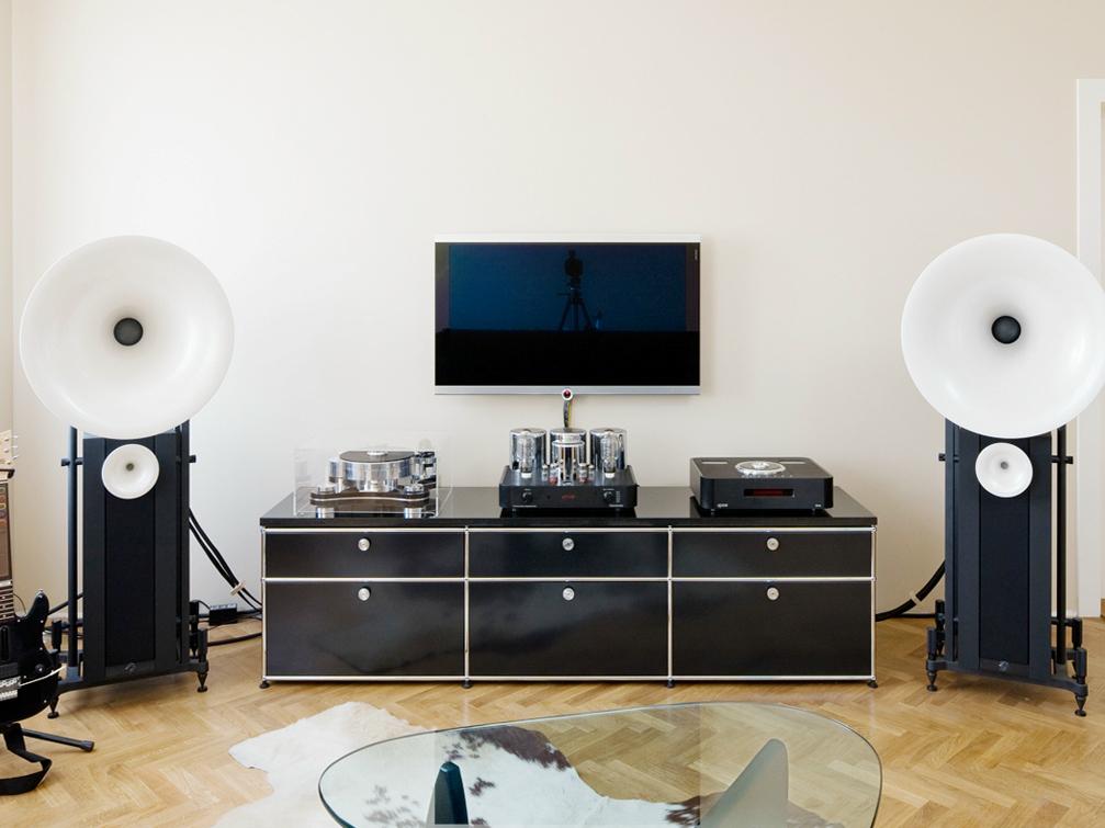 meuble tv usm maison et mobilier d 39 int rieur. Black Bedroom Furniture Sets. Home Design Ideas