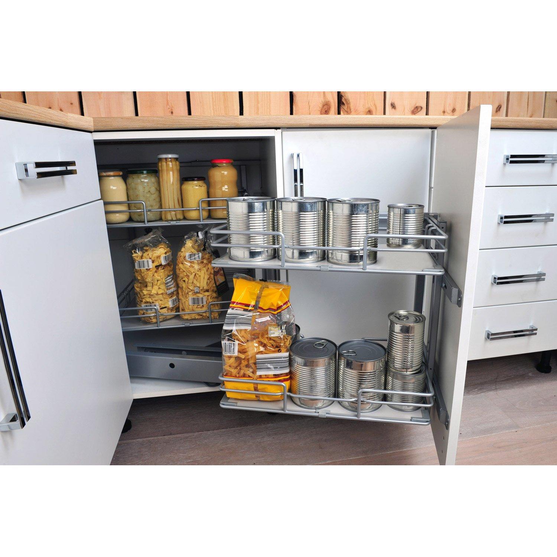 Meuble Angle Cuisine Maison Et Mobilier Dintérieur - Meuble de cuisine leroy merlin pour idees de deco de cuisine