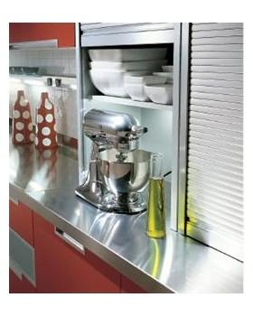 Meuble De Cuisine Rideau Coulissant Maison Et Mobilier D