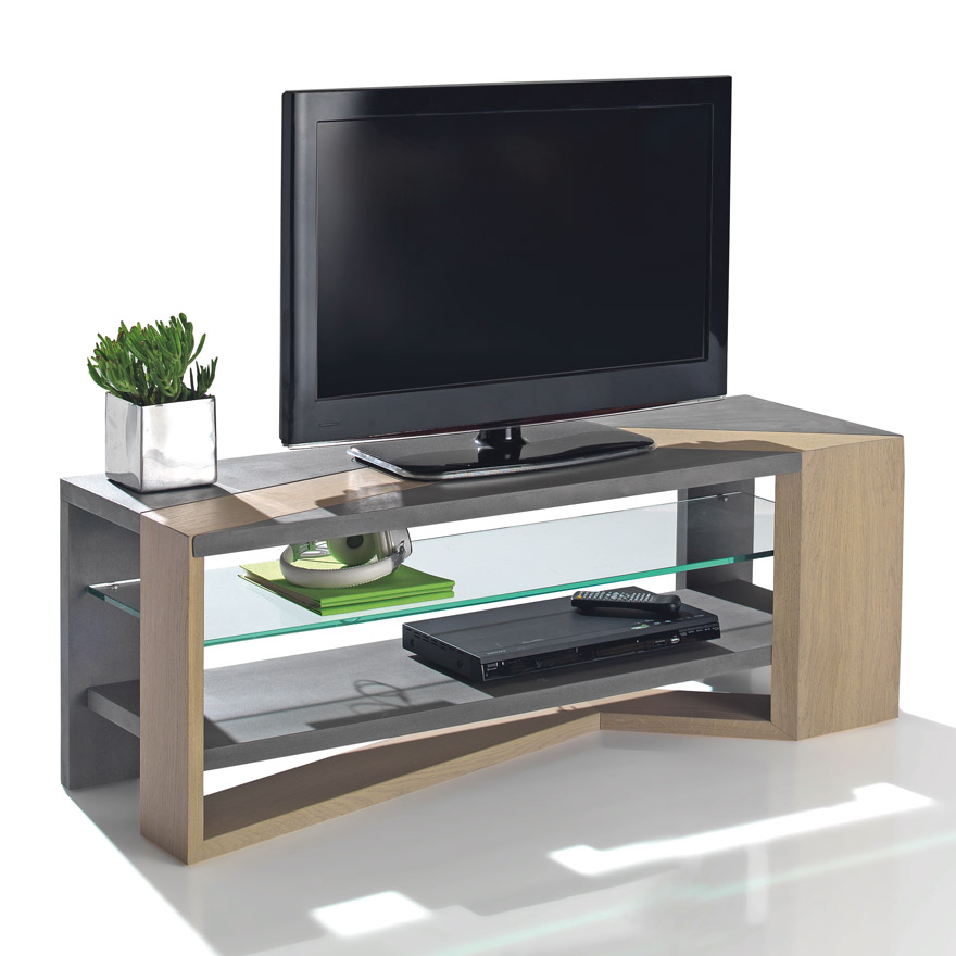 meuble console pour tv maison et mobilier d 39 int rieur. Black Bedroom Furniture Sets. Home Design Ideas