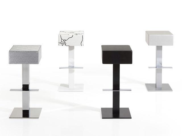 tabouret de cuisine contemporain maison et mobilier d. Black Bedroom Furniture Sets. Home Design Ideas