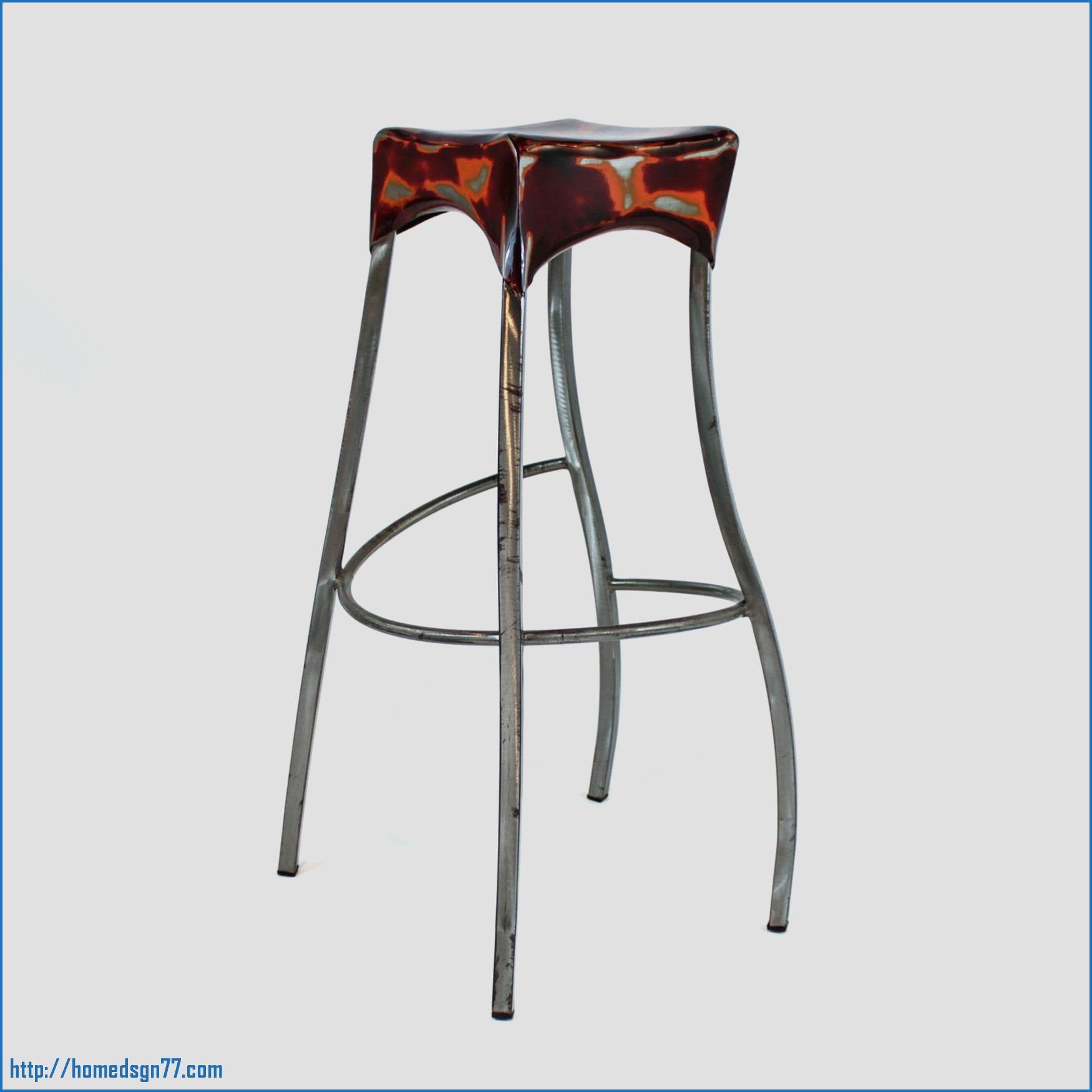 tabouret de bar acier bross maison et mobilier d 39 int rieur. Black Bedroom Furniture Sets. Home Design Ideas