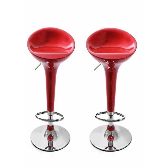 tabouret de bar rouge alinea maison et mobilier d 39 int rieur. Black Bedroom Furniture Sets. Home Design Ideas