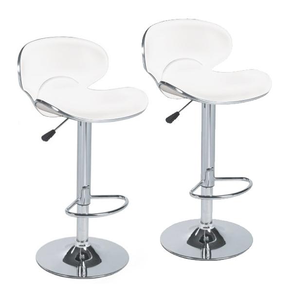 tabouret de bar blanc maison et mobilier d 39 int rieur. Black Bedroom Furniture Sets. Home Design Ideas