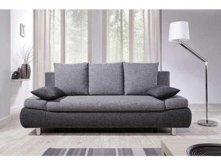 canap convertible gris pas cher maison et mobilier d 39 int rieur. Black Bedroom Furniture Sets. Home Design Ideas