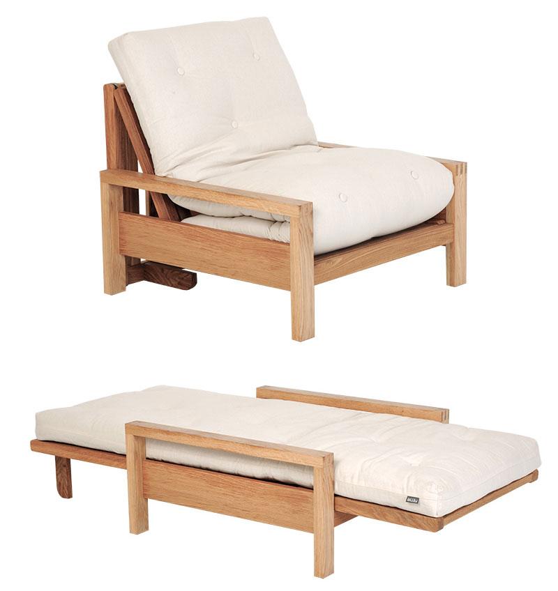 meilleur pas cher c4450 dd549 Canapé lit futon 1 place - Maison et mobilier d'intérieur