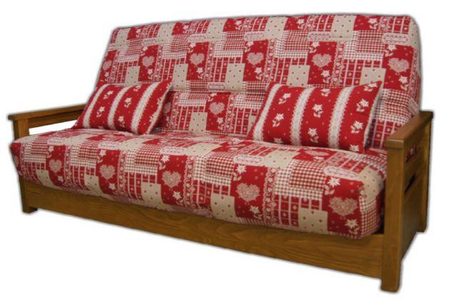 canap clic clac avec accoudoirs maison et mobilier d 39 int rieur. Black Bedroom Furniture Sets. Home Design Ideas