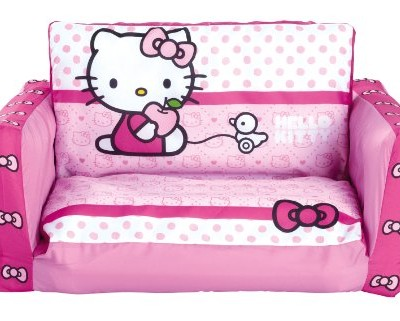 canap lit hello kitty en mousse maison et mobilier d 39 int rieur. Black Bedroom Furniture Sets. Home Design Ideas