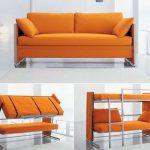 Canapé lit à étage