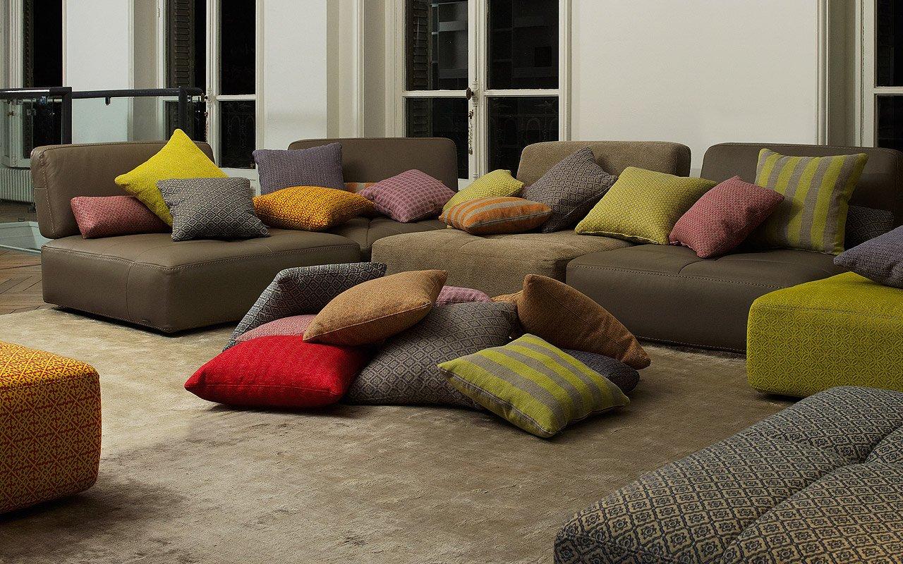 Canapé lit roche bobois occasion