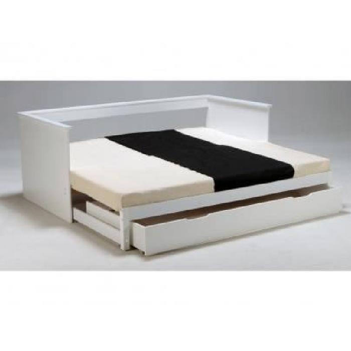 canap lit gigogne 2 personnes maison et mobilier d. Black Bedroom Furniture Sets. Home Design Ideas
