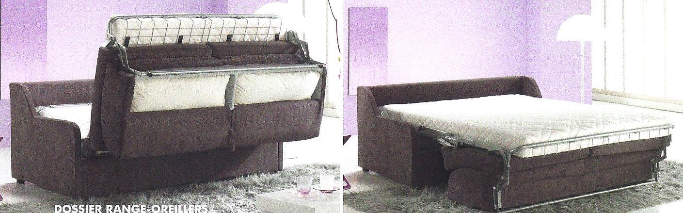 Canap convertible quotidien pas cher maison et mobilier d 39 int rieur - Canape lit couchage quotidien pas cher ...