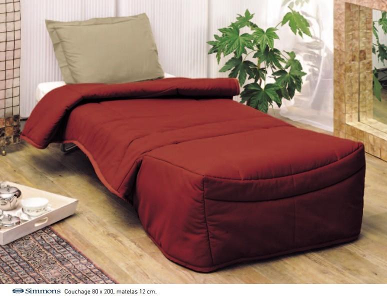 canap bz 120x190 maison et mobilier d 39 int rieur. Black Bedroom Furniture Sets. Home Design Ideas