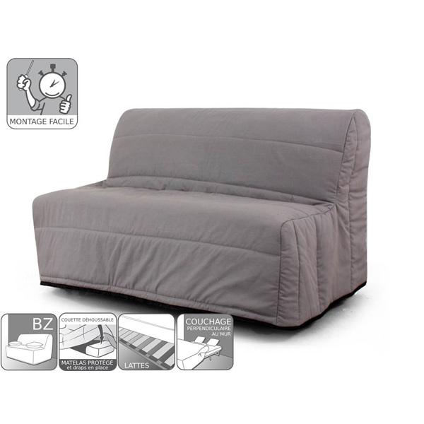 Canapé bz couchage quotidien