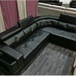 Canapé d'angle lit occasion