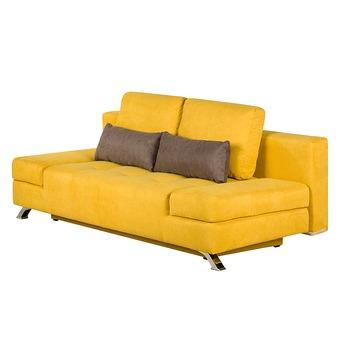 canap lit jaune maison et mobilier d 39 int rieur. Black Bedroom Furniture Sets. Home Design Ideas