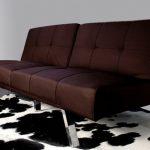 Canapé clic clac cuir
