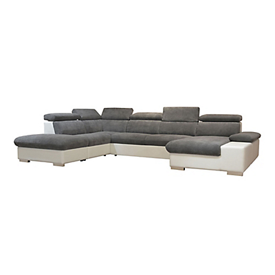 canape convertible gris alinea maison et mobilier d 39 int rieur. Black Bedroom Furniture Sets. Home Design Ideas