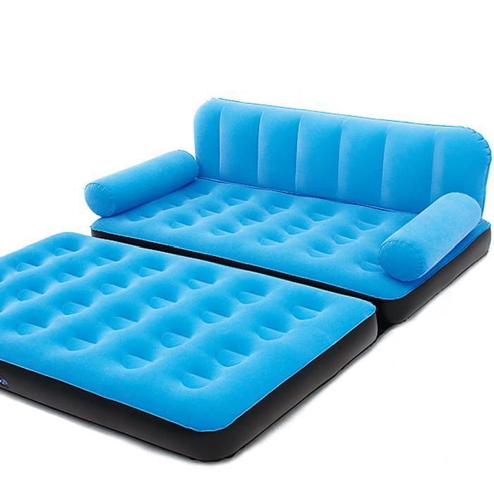 canap lit gonflable maison et mobilier d 39 int rieur. Black Bedroom Furniture Sets. Home Design Ideas