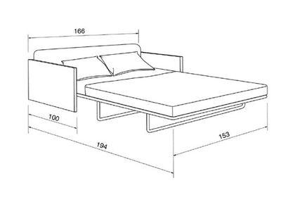canap lit grande taille maison et mobilier d 39 int rieur. Black Bedroom Furniture Sets. Home Design Ideas