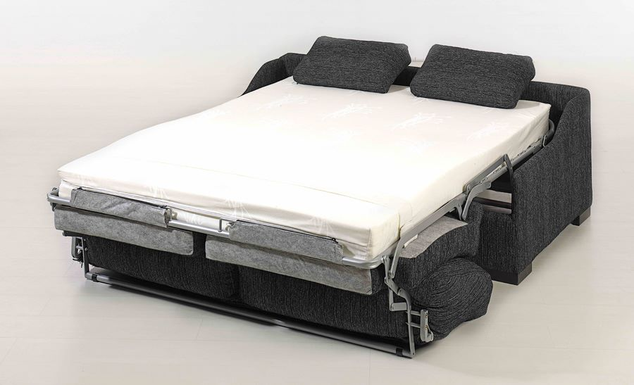 canap convertible a couchage quotidien maison et. Black Bedroom Furniture Sets. Home Design Ideas