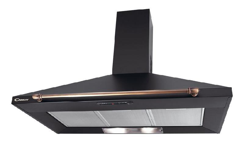 Hotte noire 90 cm maison et mobilier d 39 int rieur - Hotte cuisine noire 90 cm ...