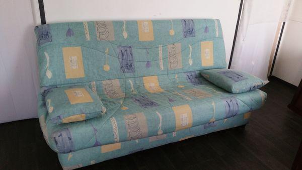 canap clic clac d 39 occasion maison et mobilier d 39 int rieur. Black Bedroom Furniture Sets. Home Design Ideas