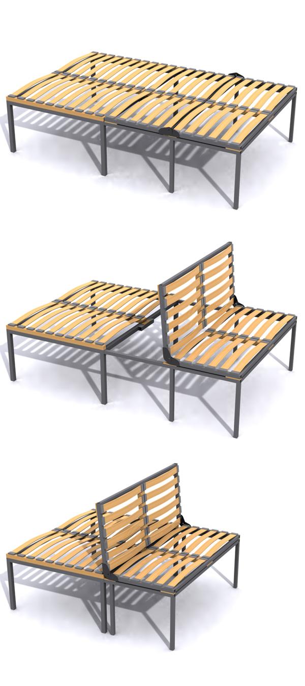 canap lit fourgon maison et mobilier d 39 int rieur. Black Bedroom Furniture Sets. Home Design Ideas