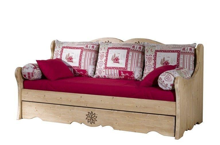 canap lit gigogne montagne maison et mobilier d 39 int rieur. Black Bedroom Furniture Sets. Home Design Ideas