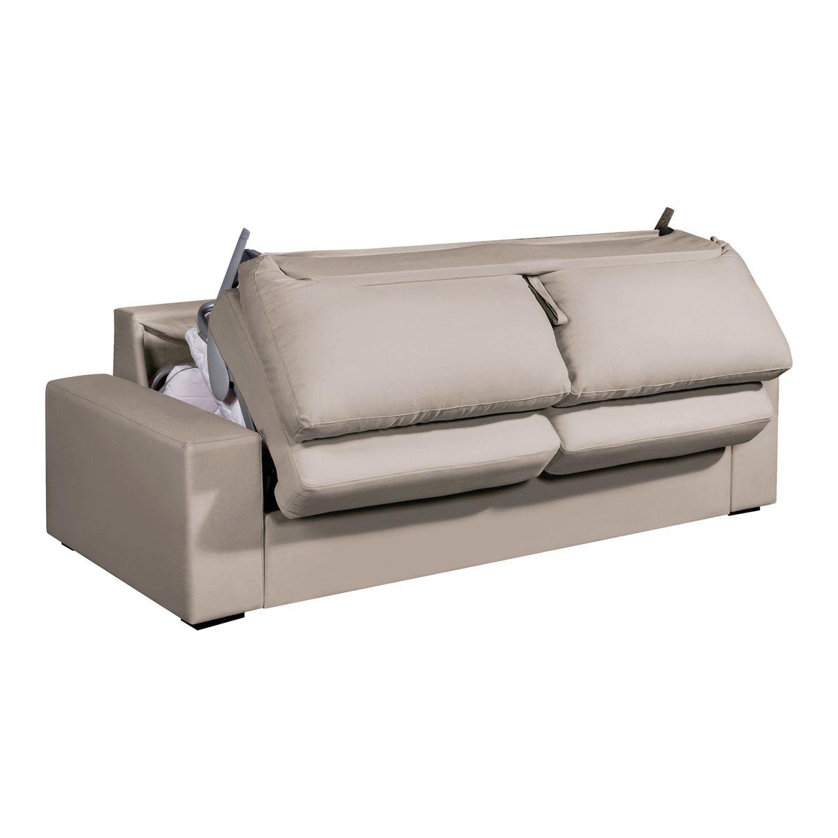 Canapé lit bultex