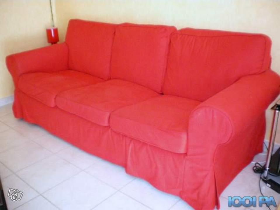 canap lit ikea ektorp maison et mobilier d 39 int rieur. Black Bedroom Furniture Sets. Home Design Ideas