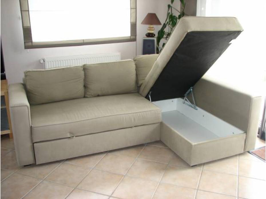 Canape Convertible Ikea Manstad Maison Et Mobilier D Interieur