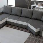 Canapé d'angle lit but