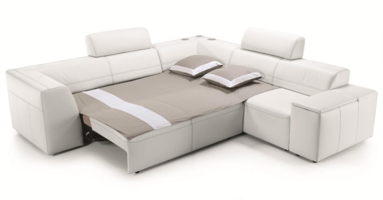 canap lit d 39 angle cuir maison et mobilier d 39 int rieur. Black Bedroom Furniture Sets. Home Design Ideas