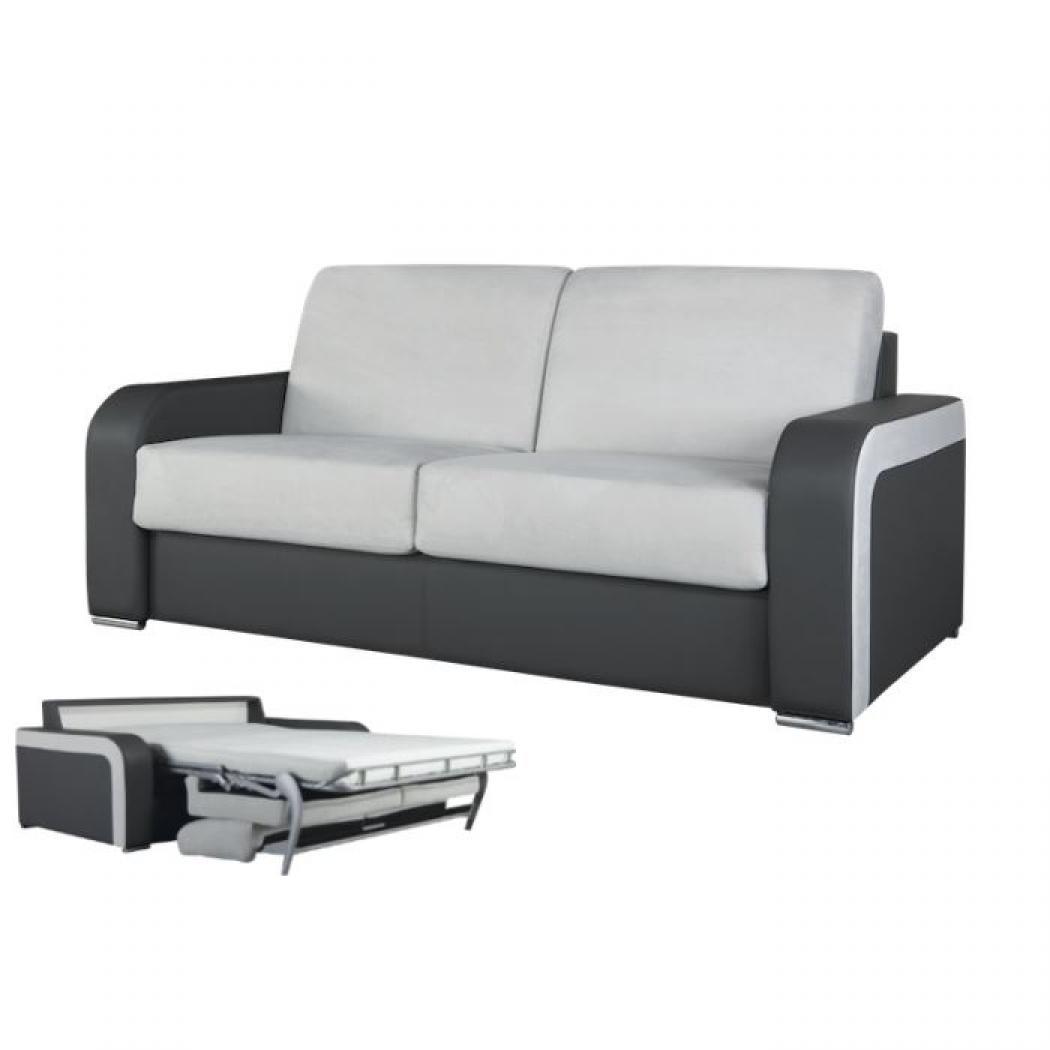 canap convertible cdiscount zakelijksportnetwerkoost. Black Bedroom Furniture Sets. Home Design Ideas