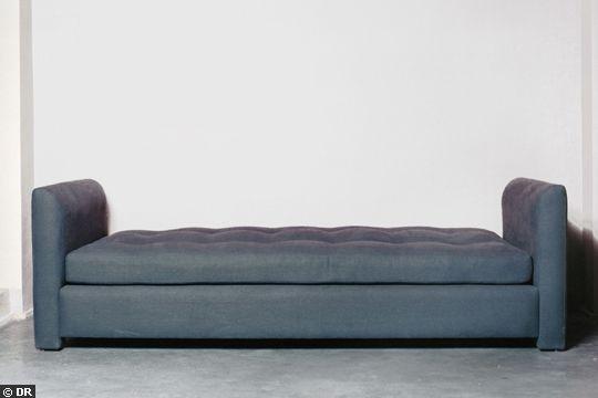 banquette lit 70x190 maison et mobilier d 39 int rieur. Black Bedroom Furniture Sets. Home Design Ideas